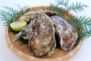 過ぎる 牡蠣 と 食べ